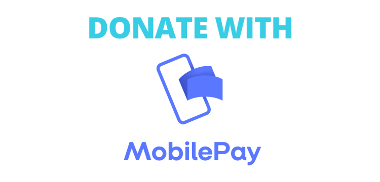 Donate with MobilePay